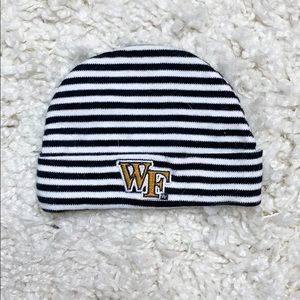 Wake Forest Baby Hat Wake Forest Newborn Beanie